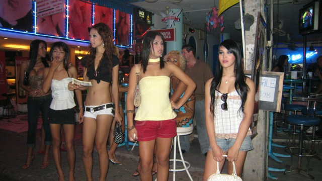 Секс туризм патайи